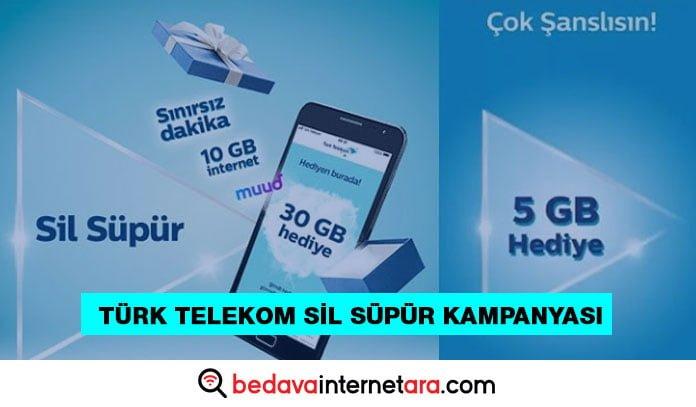 Türk Telekom Sil Süpür 2019