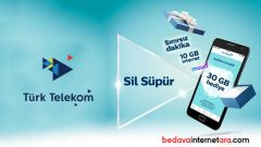 Türk Telekom Sil Süpür Kampanyası 2019