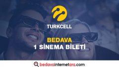 Turkcell Bedava Sinema Bileti Kampanyası