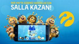 Turkcell Salla Kazan 2019 Kampanyası